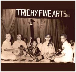 Concert in Trichy in the early 1970-s.